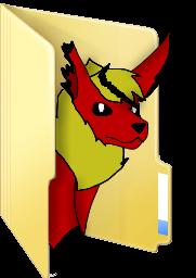 EV Folder Icon by SubtleAssiduities