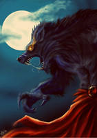 Werewolf by andre-ma