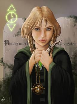 Lady Elyon heir of Slytherin