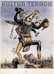 Nazi propaganda against America!!! by Koreanbunny22