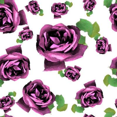 Rose seamless tiling textures