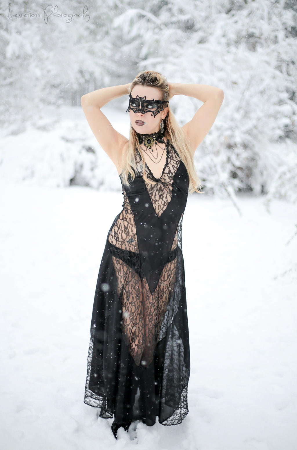 Snow Mistress #2 by Robyn-Eliza