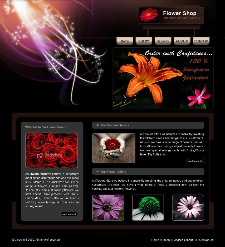Flower shop layout by hpbhatt on deviantart for Flower shop design layouts