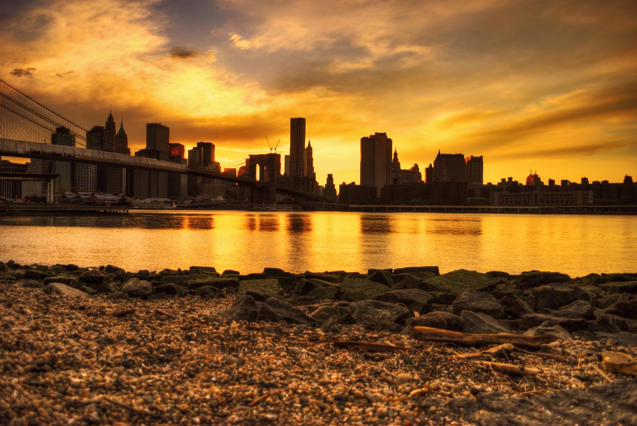 city sunset wallpaper 7106 - photo #7