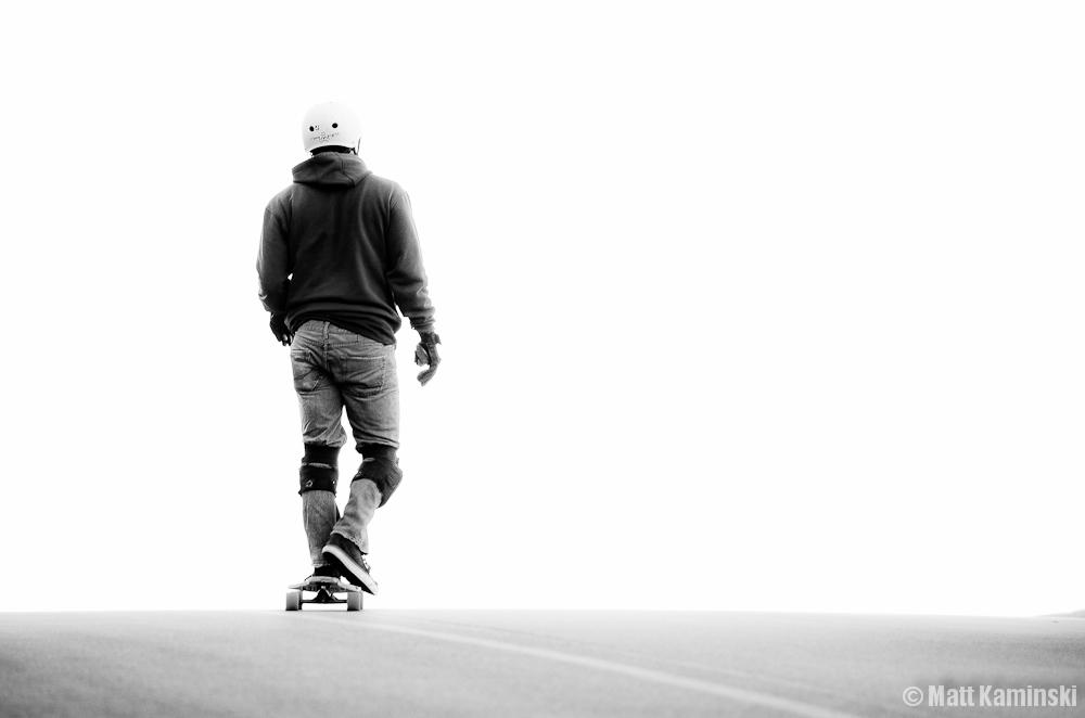 Longboard to Heaven by MJKam11