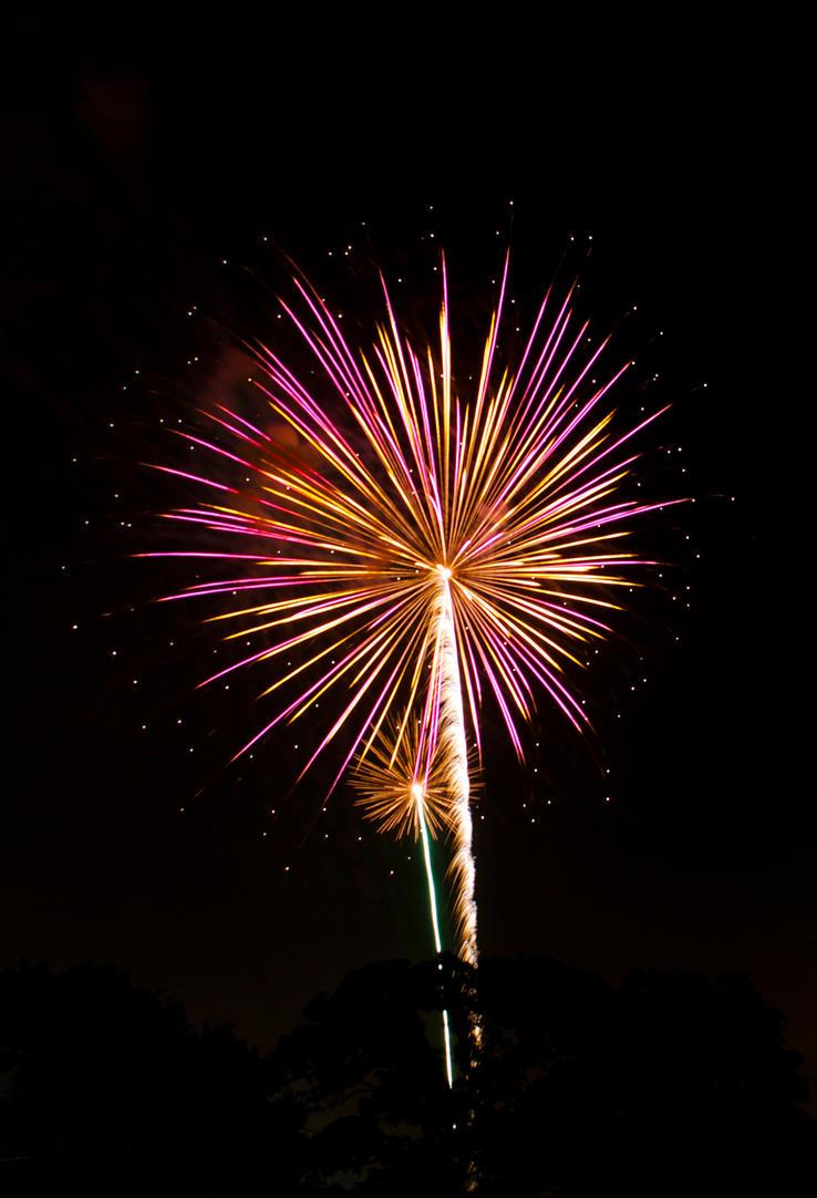 Fireworks by artwizard133