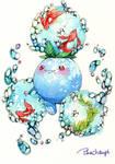 Pokemon aquarium
