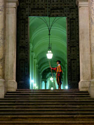 Vatican Guard by eszk