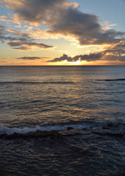 Sunset, West Maui by eszk