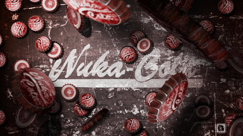 Nuka Cola by keenakorn