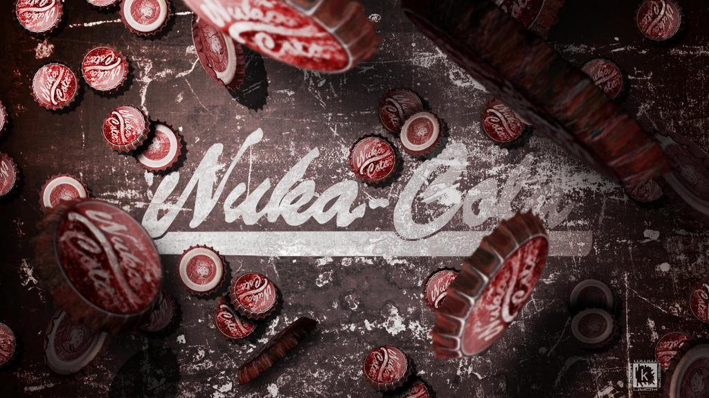 Nuka Cola by keenakorn