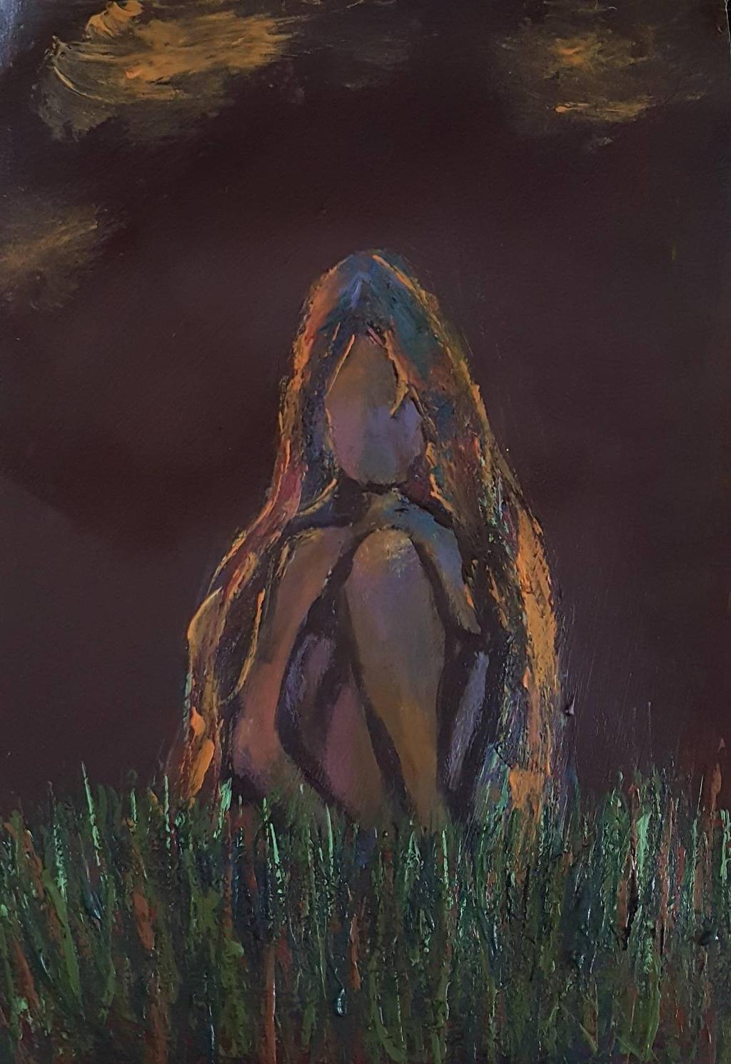 Sadness  by MoonGazer9
