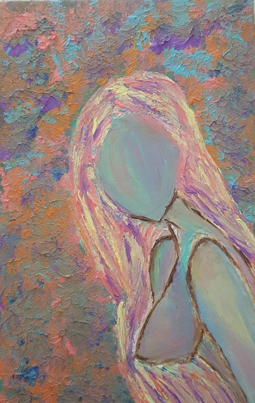 Girl  by MoonGazer9