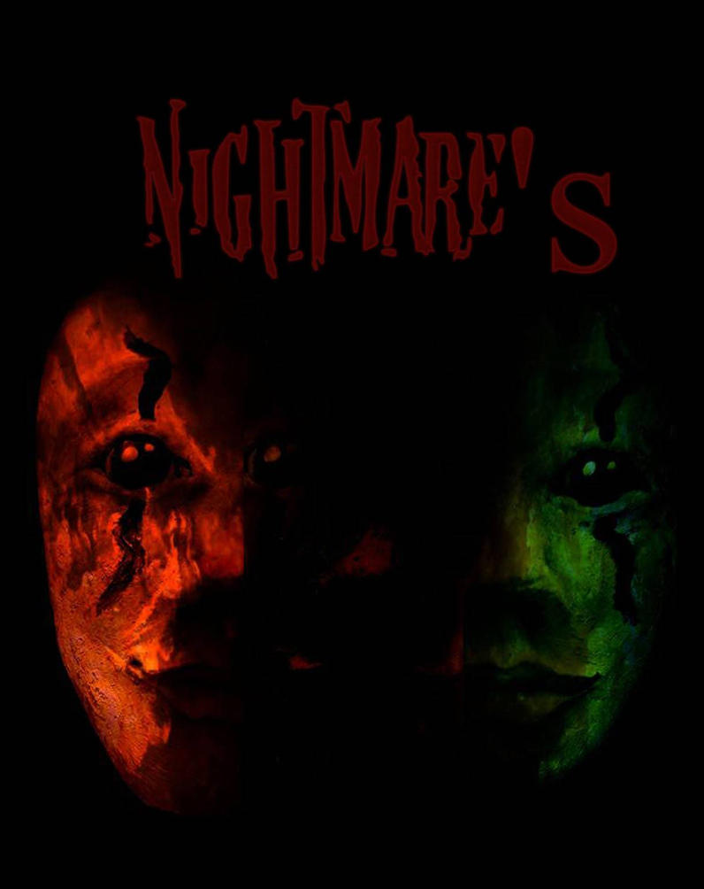 Nightmare's (A dream Journal) Journal Cover by MoonGazer9