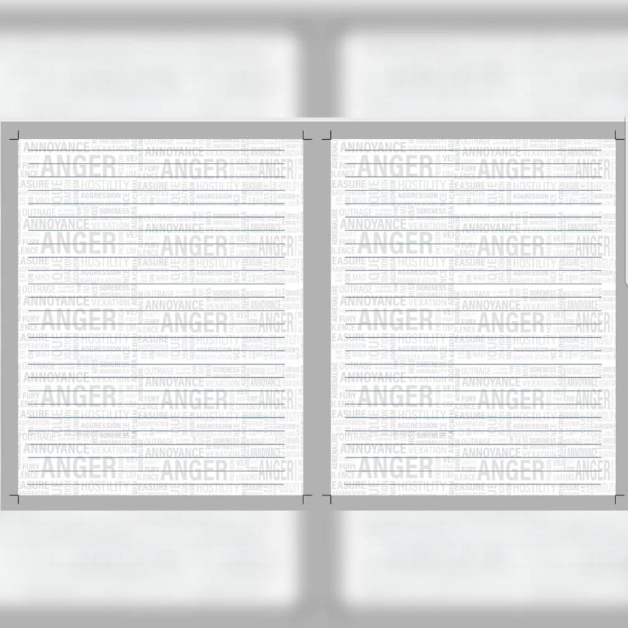 Vent-Strations Interior Pages .  by MoonGazer9