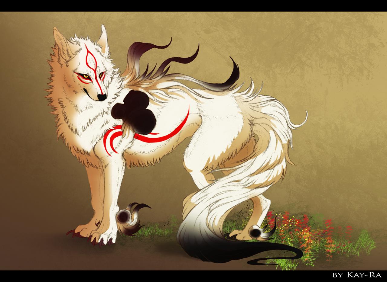 Okami by Kay-Ra
