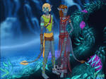 KirMax Avatar Na'vi style