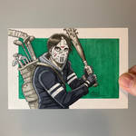 Casey Jones Sketch