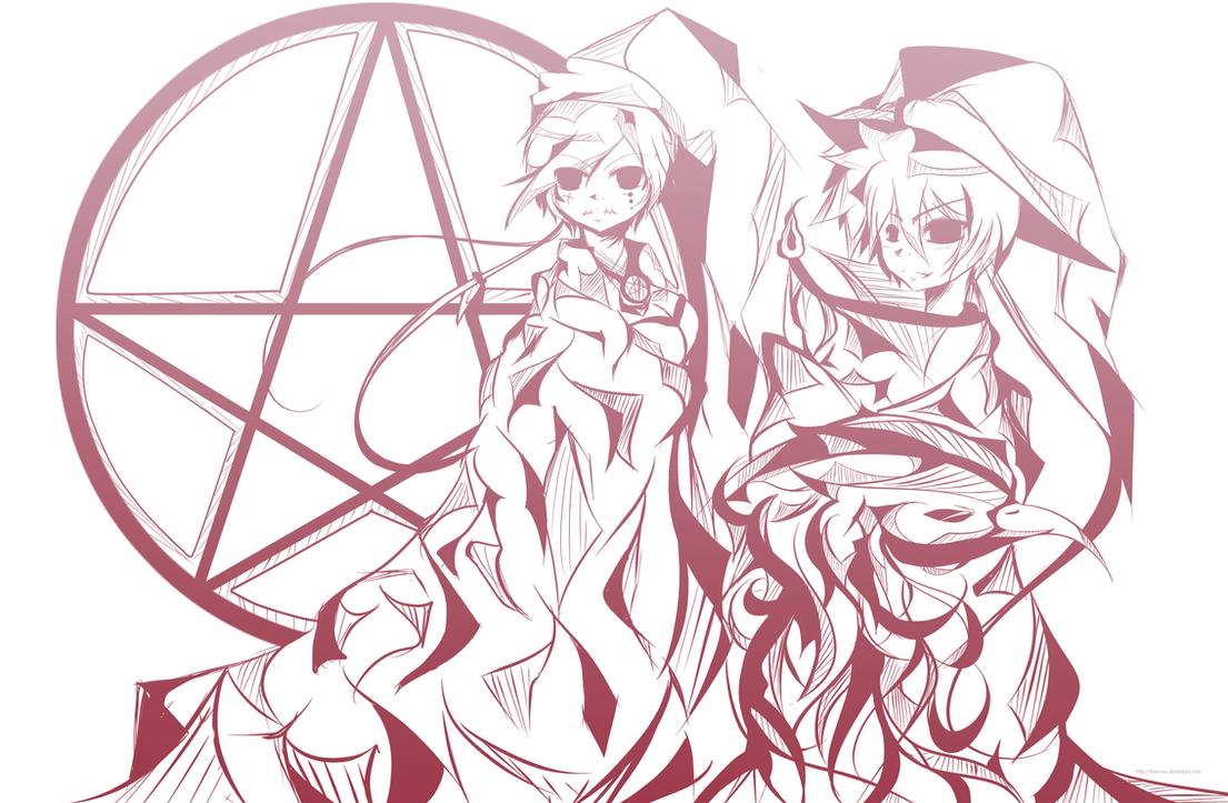 Sorcerers' Apprentice by Kyouma