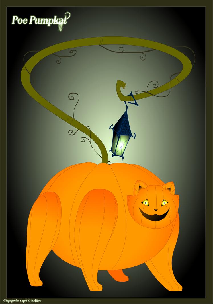 Poe Pumpkat by NapalmKrillos