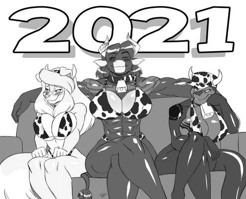Year of the Cow 2021