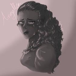 Angelica by CactibeeArt