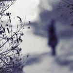 Blue memories by Julie-de-Waroquier