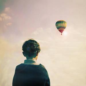 If the dream flies away