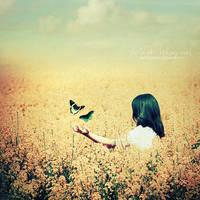 I don't belong here by Julie-de-Waroquier