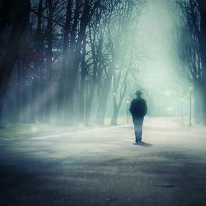A last walk