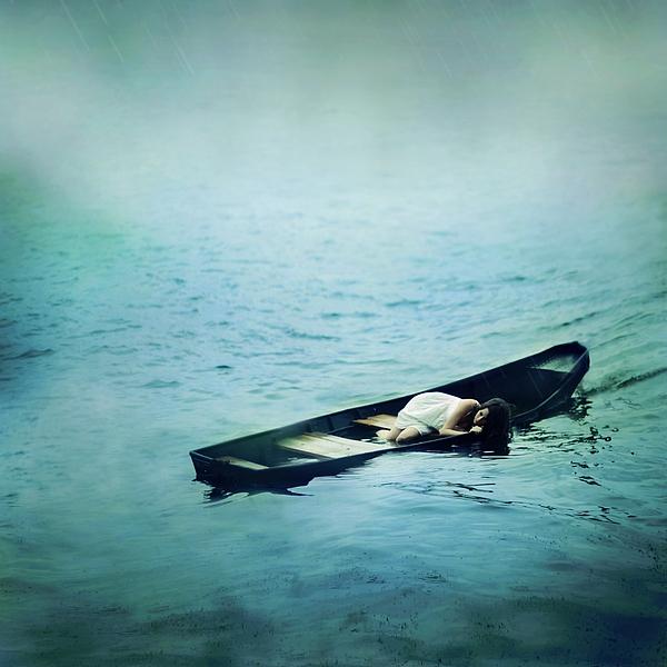 Too late by Julie-de-Waroquier