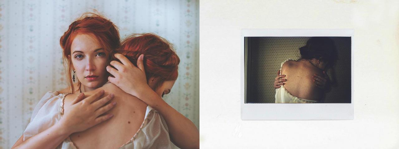 Doppelganger 13/18 by Julie-de-Waroquier