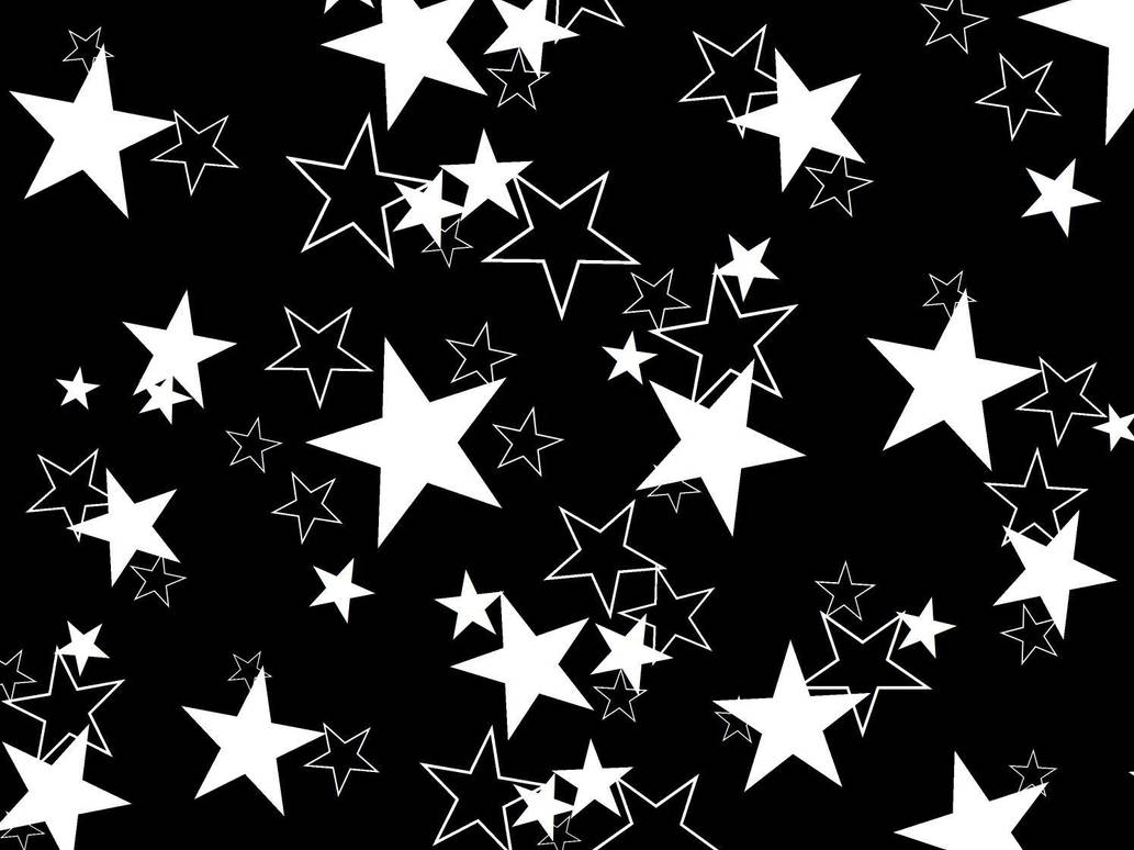 black star wallpaper
