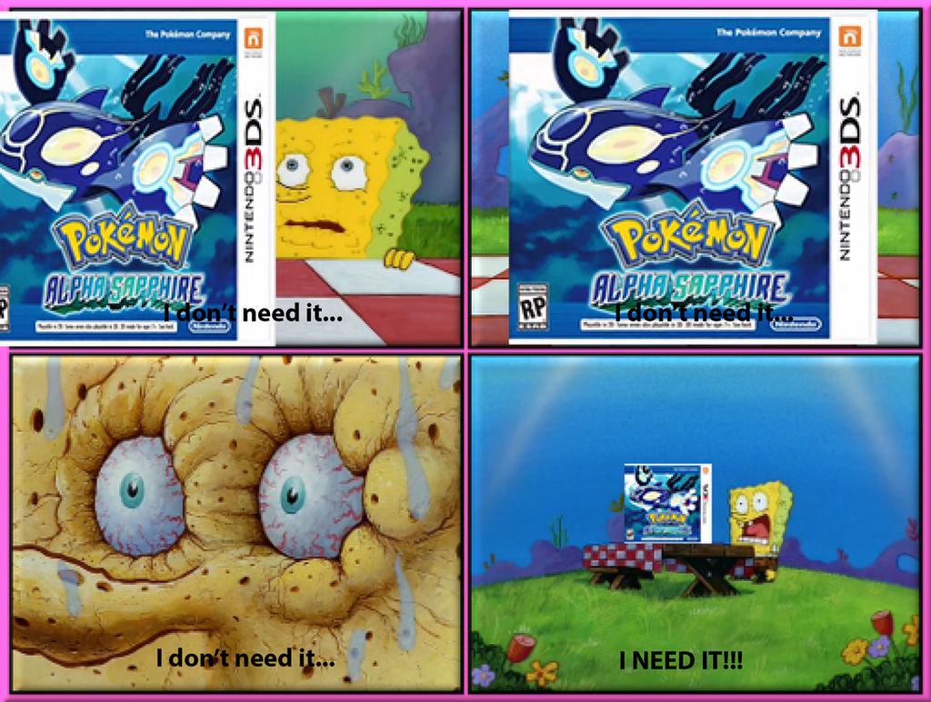I don't need Pokemon ORAS?