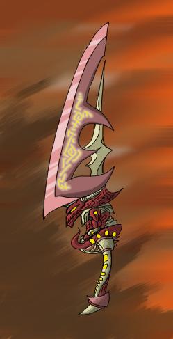 Demonic Flagellum by Dorimen