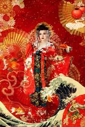 Geisha Cosplay