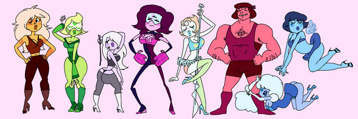 sexy gems by Egglings