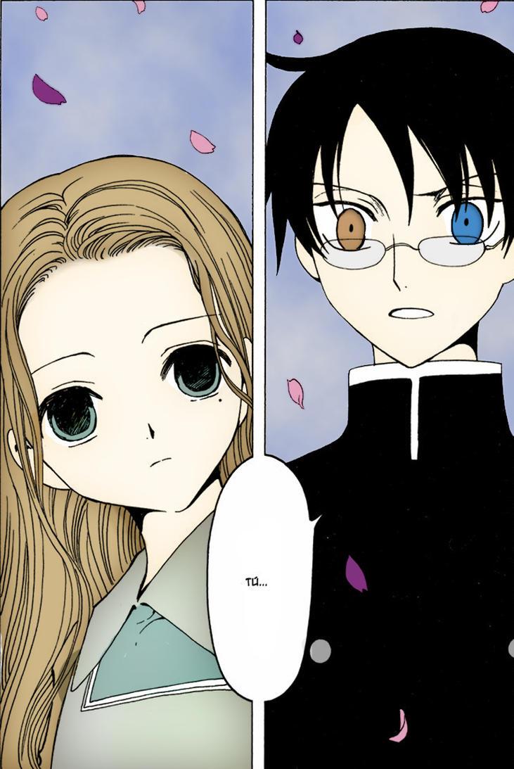 Watanuki and Kohane by...