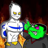Oc Hazardous vs Generalissimo Grunt!