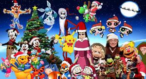 Nikkdisneylover8390 Christmas Wallpaper