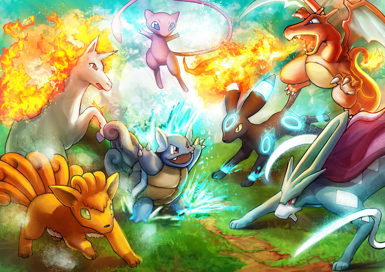 The Forest Pokemon Showdown