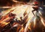 Katarina V Leona [League of Legends]