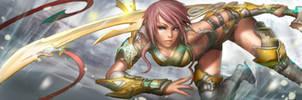 Lode Runner Lightning by Gevurah-Studios
