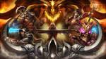 A Gathering of Souls by Gevurah-Studios
