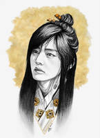Taehyung - Hwarang by Noonday-Sun