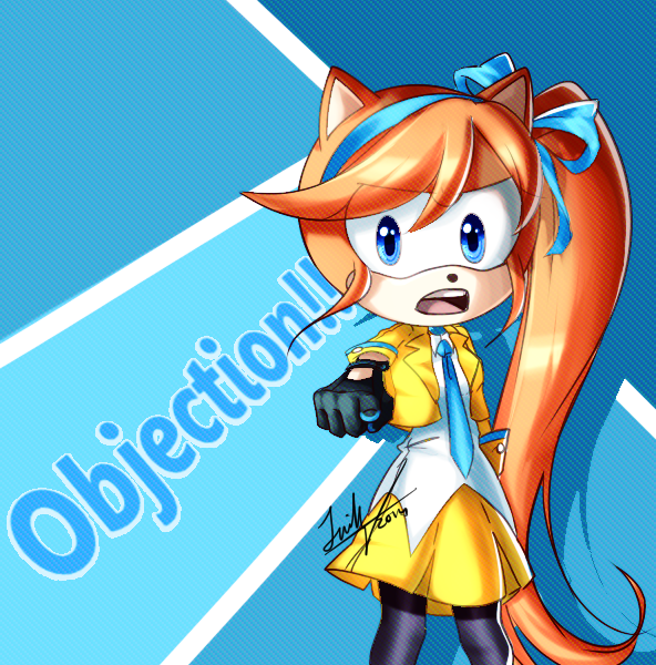 Objection!! by xXLily-n-CookiesXx