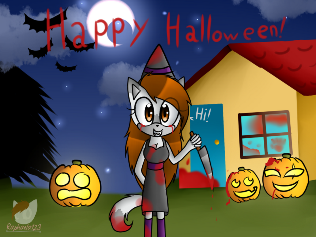 Happy Halloween! by Raphaela123