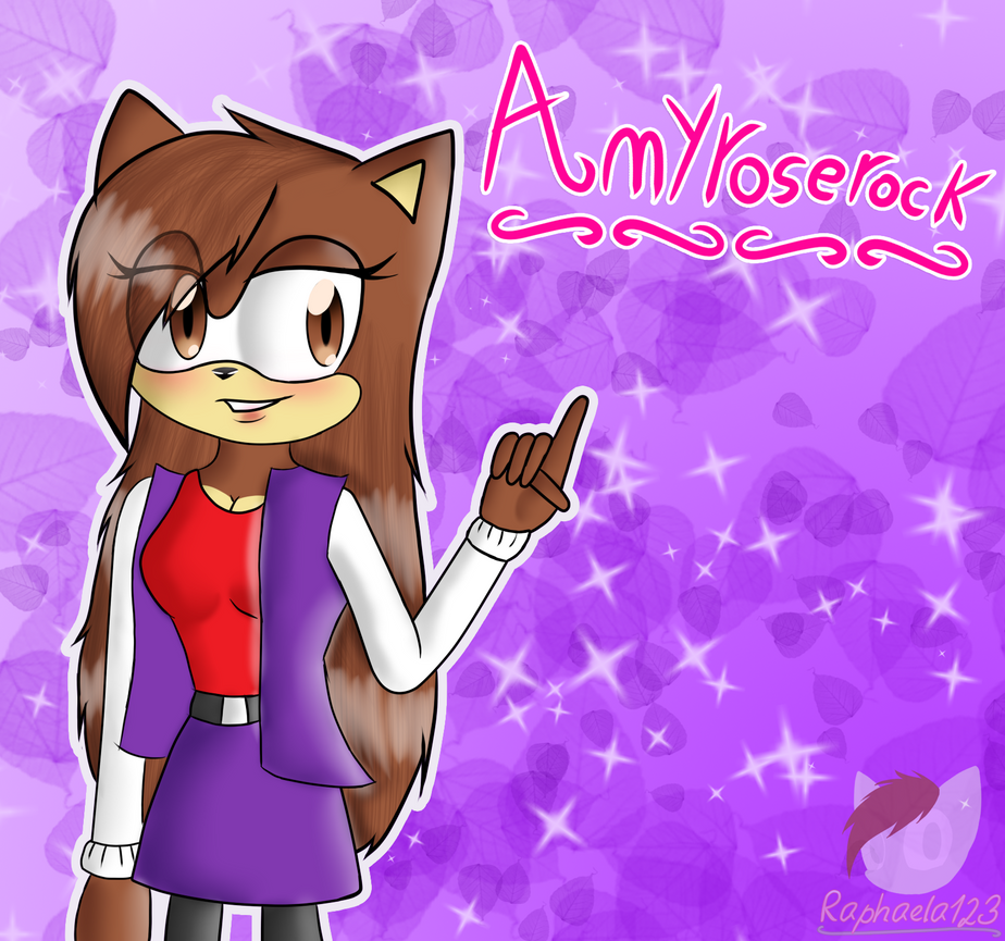 AmyRoserock123 by Raphaela123