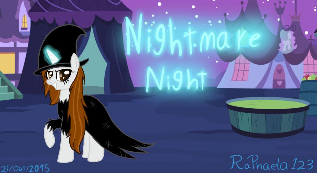 Nightmare Night! by Raphaela123