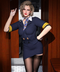Mistress Airline II by Poyntingve
